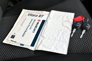 2016 Suzuki Vitara LY RT-S 2WD Turquoise 5 Speed Manual Wagon