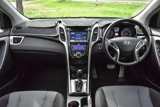 2015 Hyundai i30 GD3 Series II MY16 SR Sleek Silver 6 Speed Sports Automatic Hatchback.