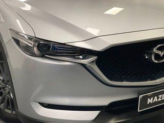 2019 Mazda CX-5 KF4W2A Maxx SKYACTIV-Drive i-ACTIV AWD Sport Silver 6 Speed Sports Automatic Wagon.