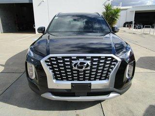 2020 Hyundai Palisade LX2.V1 MY21 Highlander 2WD Black 8 Speed Sports Automatic Wagon.