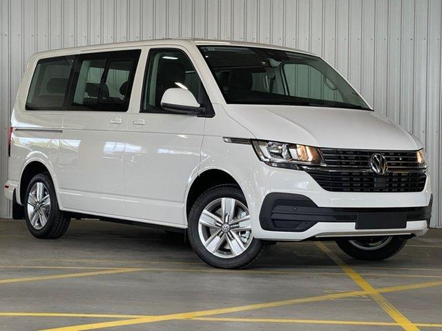 New Volkswagen Multivan T6.1 MY21 TDI340 SWB DSG Comfortline Premium Moorabbin, 2021 Volkswagen Multivan T6.1 MY21 TDI340 SWB DSG Comfortline Premium White 7 Speed