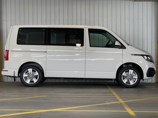 2021 Volkswagen Multivan T6.1 MY21 TDI340 SWB DSG Comfortline Premium White 7 Speed.