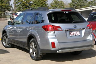 2013 Subaru Outback B5A MY14 2.5i Lineartronic AWD Premium Silver 6 Speed Constant Variable Wagon
