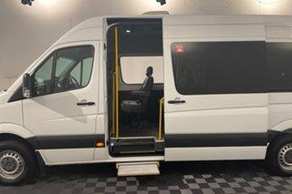 2011 Mercedes-Benz Sprinter NCV3 MY11 316CDI High Roof ELWB White 5 speed Automatic Van