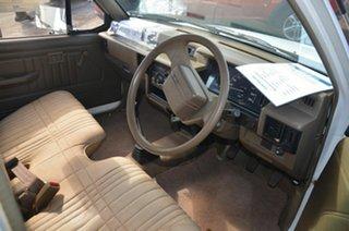 1988 Mitsubishi Triton DX White 5 Speed Manual Utility