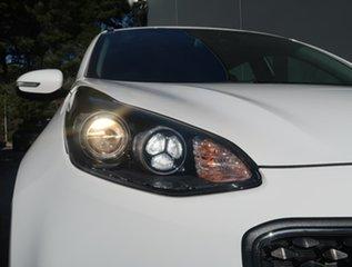 2017 Kia Sportage QL MY18 Si 2WD Premium White 6 Speed Sports Automatic Wagon.