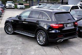 2016 Mercedes-Benz GLC-Class X253 807MY GLC220 d 9G-Tronic 4MATIC Black 9 Speed Sports Automatic.