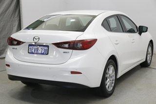 2015 Mazda 3 BM5278 Touring SKYACTIV-Drive White 6 Speed Sports Automatic Sedan.