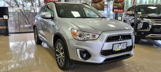 2015 Mitsubishi ASX XB MY15.5 LS 2WD 6 Speed Constant Variable Wagon.