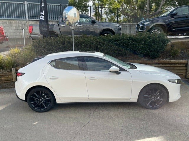 Demo Mazda 3 300N X20 Astina M Hybrid Toowoomba, 2020 Mazda 3 300N X20 Astina M Hybrid 6 Speed Automatic Hatchback