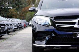 2016 Mercedes-Benz GLC-Class X253 807MY GLC220 d 9G-Tronic 4MATIC Black 9 Speed Sports Automatic