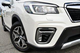 2020 Subaru Forester S5 MY20 Hybrid L CVT AWD Crystal White 7 Speed Constant Variable Wagon Hybrid.