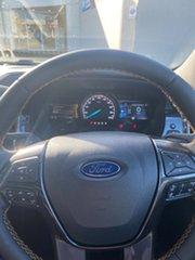 2021 Ford Ranger PX MkIII 2021.75MY Wildtrak Shadow Black 10 Speed Sports Automatic