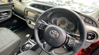 2019 Toyota Yaris NCP131R ZR Orange 4 Speed Automatic Hatchback