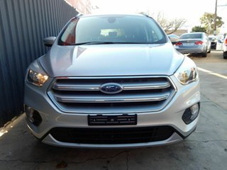 2018 Ford Escape ZG 2018.00MY Trend Silver 6 Speed Sports Automatic Dual Clutch SUV.
