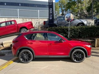 2021 Mazda CX-5 KF4WLA GT SKYACTIV-Drive i-ACTIV AWD SP 6 Speed Sports Automatic Wagon.