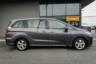 2015 Honda Odyssey RC MY15 VTi Grey 7 Speed Constant Variable Wagon.