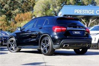 2018 Mercedes-Benz GLA-Class X156 809MY GLA180 DCT Black 7 Speed Sports Automatic Dual Clutch Wagon.