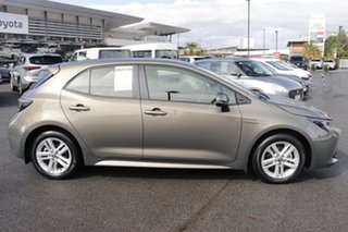 2020 Toyota Corolla ZWE211R Ascent Sport E-CVT Hybrid Oxide Bronze 10 Speed Constant Variable.