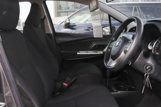 2015 Toyota Yaris NCP130R Ascent Grey 4 Speed Automatic Hatchback