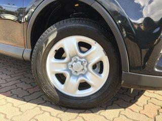2016 Toyota RAV4 ZSA42R GX 2WD Black 7 Speed Constant Variable SUV.