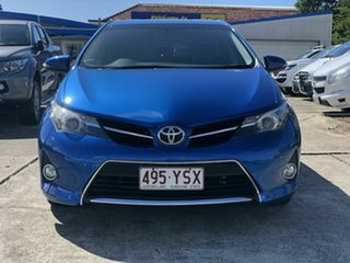 2014 Toyota Corolla ZRE182R Ascent Sport Blue 6 Speed Manual Hatchback
