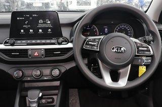 2021 Kia Cerato BD MY21 S Clear White 6 Speed Sports Automatic Sedan