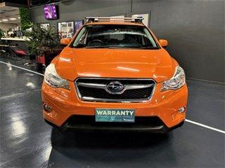 2012 Subaru XV G4X MY12 2.0i-L Lineartronic AWD Metallic Orange 6 Speed Constant Variable Wagon.
