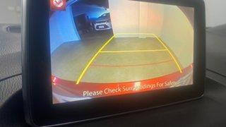2015 Mazda 3 BM Maxx Red 6 Speed Automatic Hatchback
