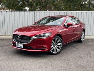 2021 Mazda 6 GL1033 Atenza SKYACTIV-Drive Soul Red Crystal 6 Speed Sports Automatic Sedan.