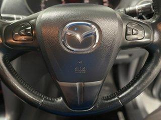 2017 Mazda BT-50 UR0YG1 XTR Silver 6 Speed Sports Automatic Utility
