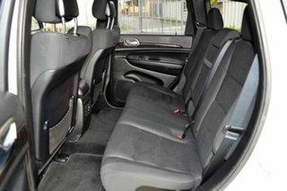 2012 Jeep Grand Cherokee WK MY2012 Laredo White 5 Speed Sports Automatic Wagon