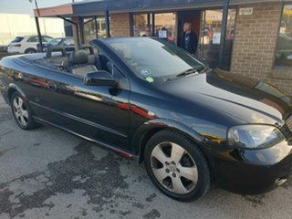 2006 Holden Astra AH MY07 Twin TOP 4 Speed Automatic Convertible