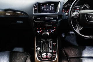 2016 Audi Q5 8R MY16 TDI S Tronic Quattro Grey 7 Speed Sports Automatic Dual Clutch Wagon