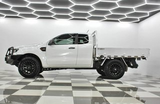 2018 Ford Ranger PX MkIII MY19 XL 3.2 (4x4) White 6 Speed Automatic Super Cab Chassis