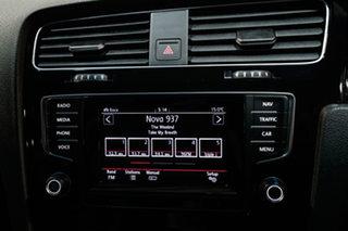 2014 Volkswagen Golf VII MY14 R DSG 4MOTION Black/Grey 6 Speed Sports Automatic Dual Clutch
