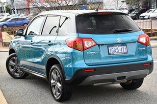 2016 Suzuki Vitara LY RT-S 2WD Turquoise 5 Speed Manual Wagon.