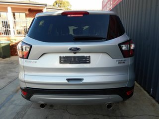 2018 Ford Escape ZG 2018.00MY Trend Silver 6 Speed Sports Automatic Dual Clutch SUV