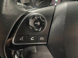 2018 Mitsubishi Outlander ZL MY19 Black Edition 2WD Black 6 Speed Constant Variable Wagon