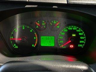 2011 Ford Transit VM 350 High Roof Red 6 Speed Manual Van