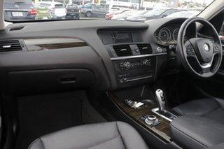 2011 BMW X3 F25 MY1011 xDrive20d Steptronic Silver 8 Speed Automatic Wagon