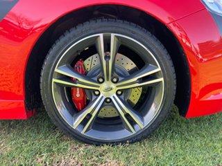 2011 Ford Performance Vehicles GT FG Mk II Boss 335 Red 6 Speed Sports Automatic Sedan.