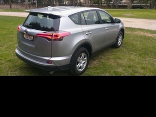 2016 Toyota RAV4 ZSA42R MY17 GX (2WD) Silver Sky Continuous Variable Wagon