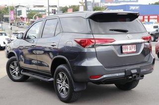 2015 Toyota Fortuner GUN156R GXL Grey 6 Speed Automatic Wagon