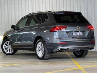 2018 Volkswagen Tiguan 5N MY18 110TSI Comfortline DSG 2WD Allspace Grey 6 Speed.