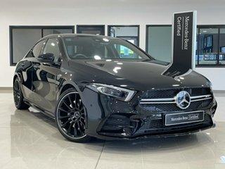 2020 Mercedes-Benz A-Class A35 AMG SPEEDSHIFT DCT 4MATIC Black 7 Speed Sports Automatic Dual Clutch.