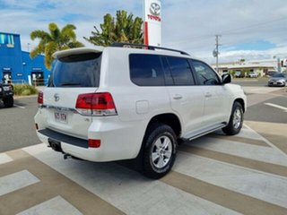 2017 Toyota Landcruiser VDJ200R MY17 LC200 Altitude Special Edition Crystal Pearl 6 Speed Automatic