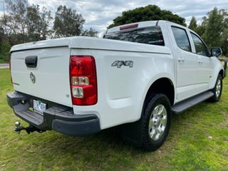 2016 Holden Colorado RG MY17 LT Pickup Crew Cab White 6 Speed Sports Automatic Utility