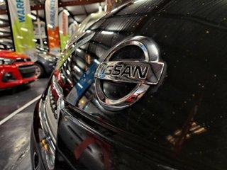 2008 Nissan Micra K12 Black 4 Speed Automatic Hatchback
