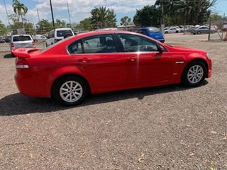 2013 Holden Commodore VE SV6 Red 4 Speed Auto Active Select Sedan